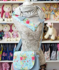 Дамска чанта и шал Marti's Heaven