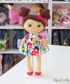 Кукла - ръчна изработка