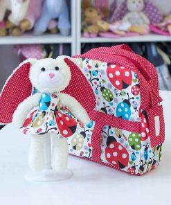 Кукла-зайче - за подарък на момиче