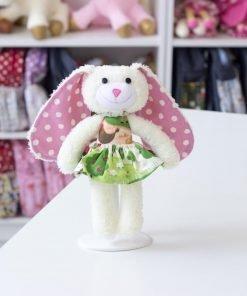 играчка зайче - ръчна изработка