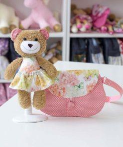 за подарък на момиченце - играчка с чантичка