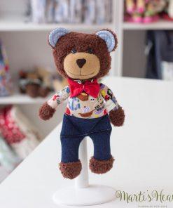 Плюшена и симпатична играчка за подарък на момче