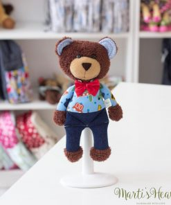 Мечо-играчка за подарък на момченце