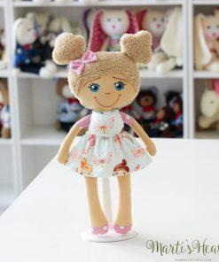 кукла с рокля