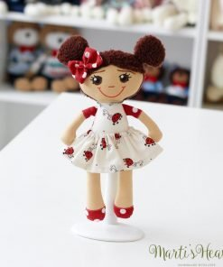 Кукличка ръчна изработка
