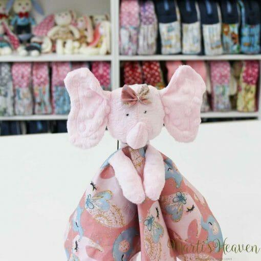слонче в розово